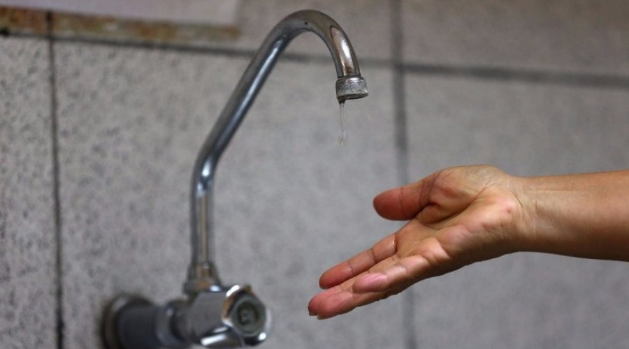 [Manutenção emergencial interrompe temporariamente abastecimento de água em 23 localidades ]