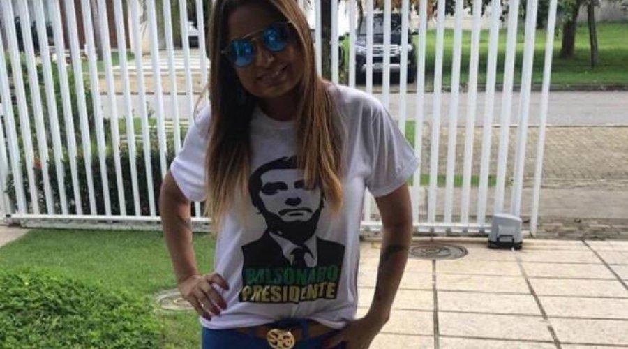 """[""""Há anos que não me sinto tão emocionada"""", disse Promotora do caso Marielle na posse de Bolsonaro]"""
