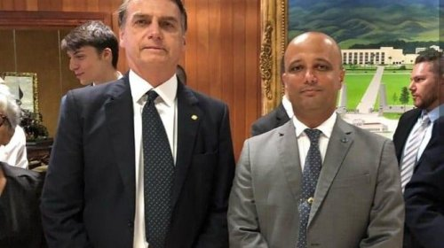 [Major Vitor Hugo é cotado para o MEC]